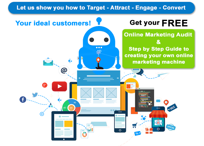 online marketing machine