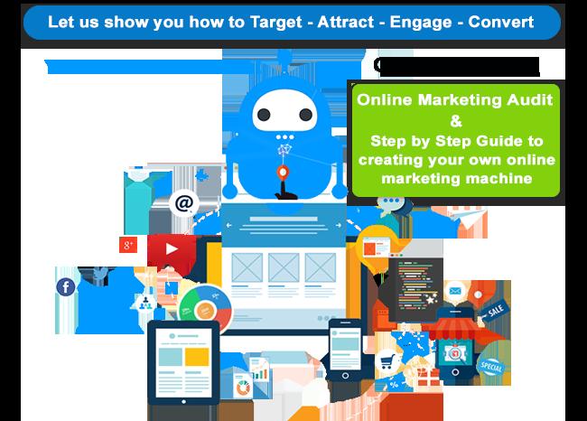 online marketing machine