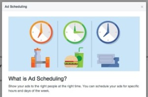ad schedule - adwords campaigns